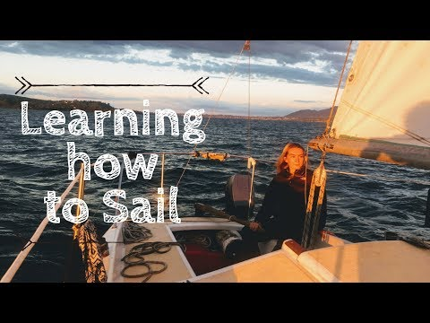 Learning How to Sail in 3 Days! On Lake Taupo Ep. 6