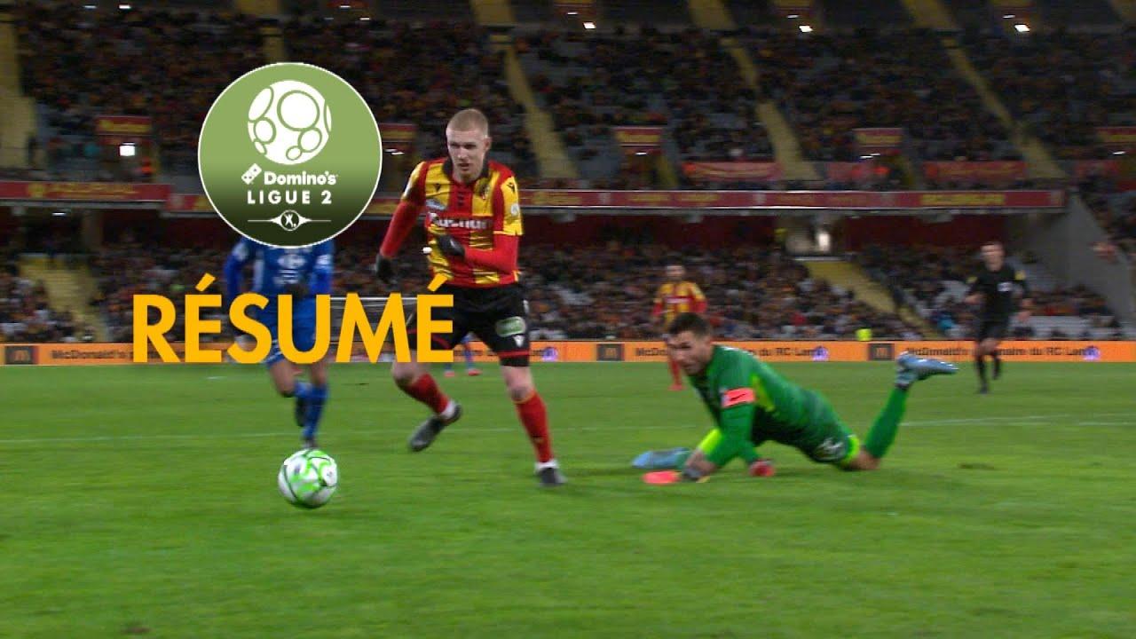 Ланс  0-0  Гренобль видео