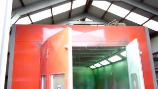 Cabine de Peinture Blowtherm RBA painting booth