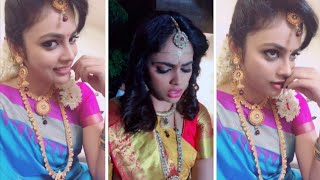 Tamil actress dubsmash Nandita Swetha Dubsmash