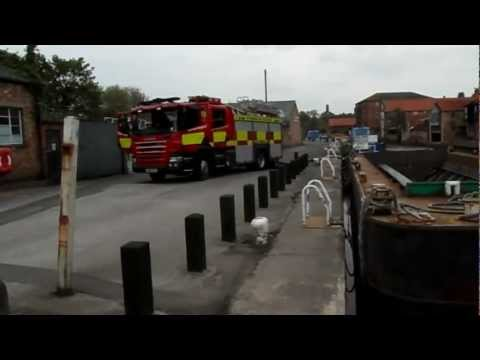 Nottinghamshire Fire & Rescue Service Newark-On-Trent Training