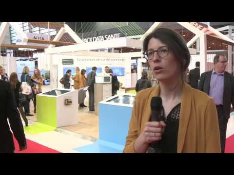 Hospihome concept sur la Paris Healthcare Week 2016