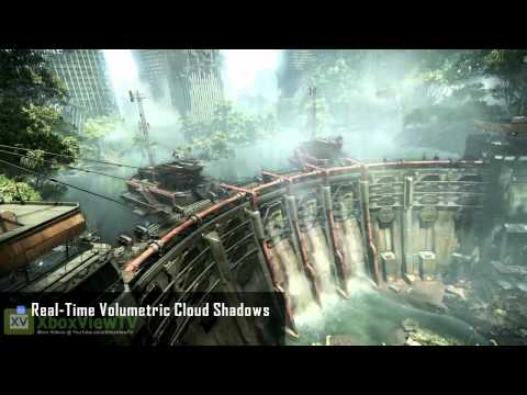 CryENGINE 3   Crysis 3 Tech Showcase   2012   HD