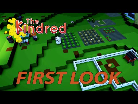 First Look The Kindred
