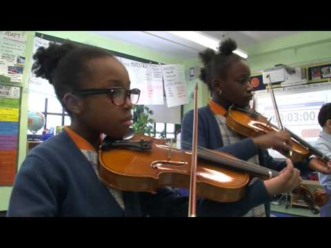 The Harmony Program: Music Changes Lives