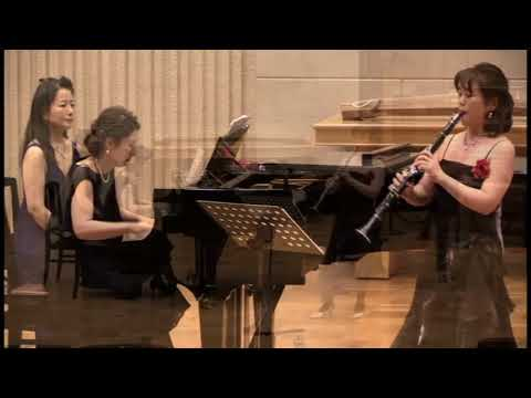 Grand Duo Concertante Op48, 1st Movement (Weber)