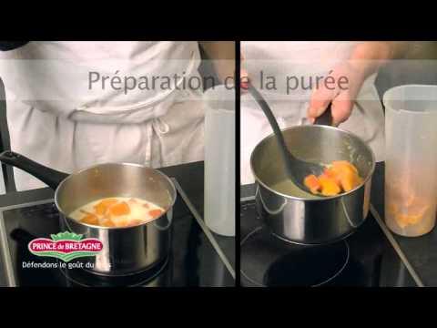 comment préparer et cuisiner le potimarron | cuisinons les legumes