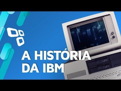 A história da IBM - TecMundo