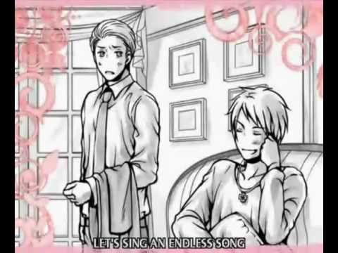 【APH】The WANDERLAST(Revised edition)Eng sub