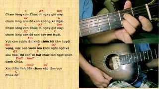 Học đệm đàn guitar cách đơn giản nhất _ bài 1