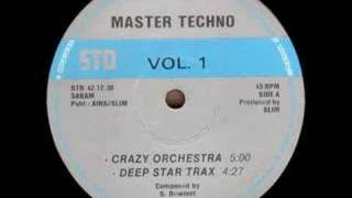 Master Techno - Deep Star Trax [1991]