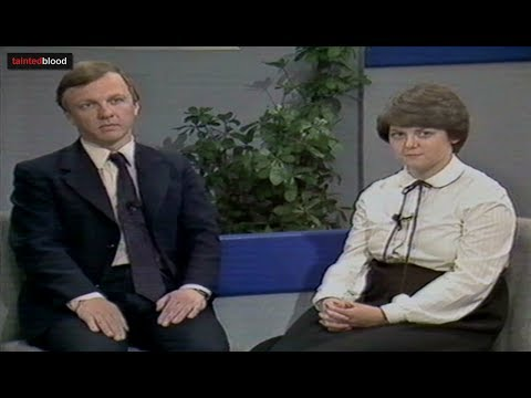 GMTV Daytime - Haemophilia and AIDS - 24th September 1985