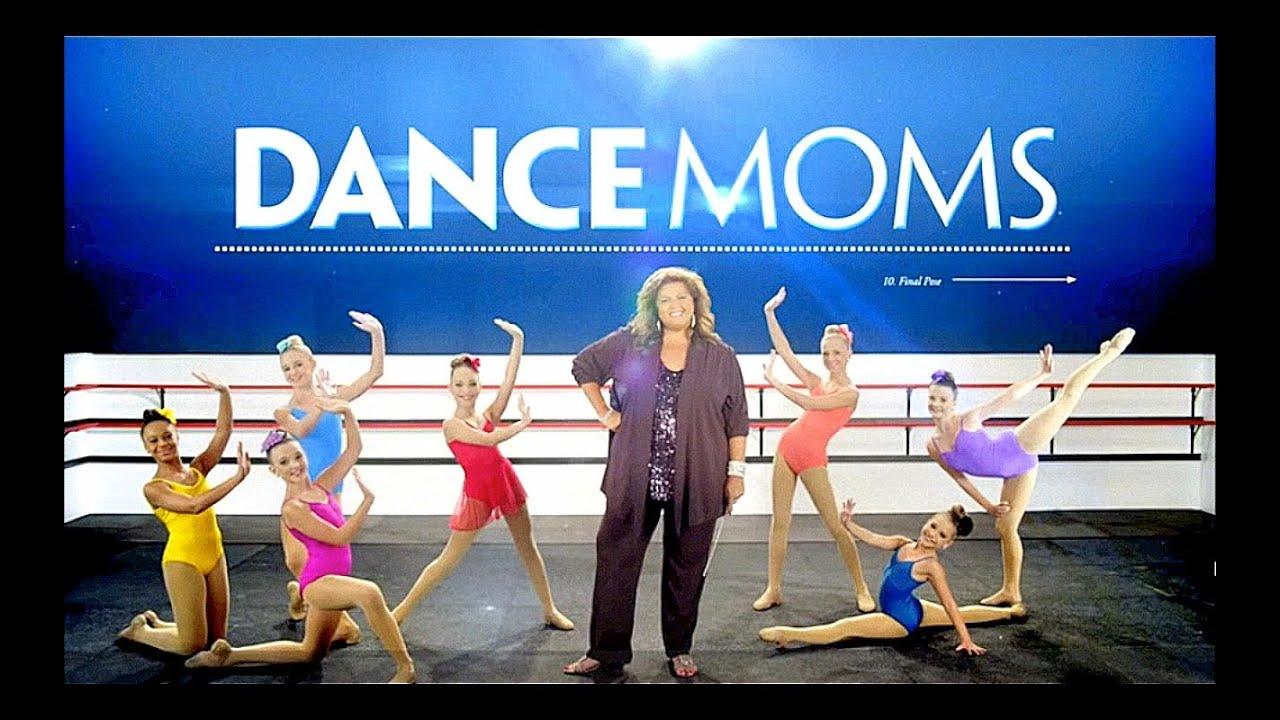 Dance Moms Season 4 - NEW INTRO