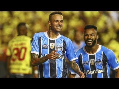 Barcelona (EQU) 0 x 3 Grêmio - Rádio Gaúcha