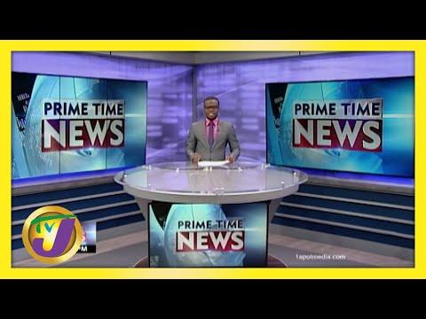 Jamaican News Headlines   TVJ News - June 6 2021