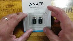 Anker Micro USB to USB C Adapter