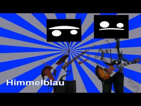 Himmelblau - Diesmal mit einem Bass (-Version)