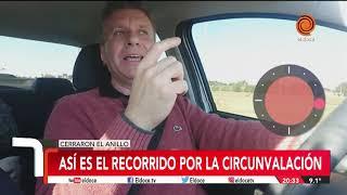 Se completó la Circunvalación de Córdoba y dar la vuelta toma 30 minutos