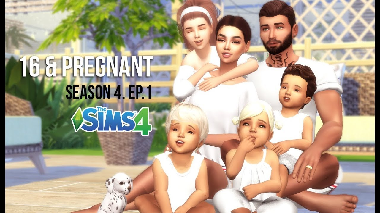 How a The Sims Machinima About a Pregnant 16-Year-Old