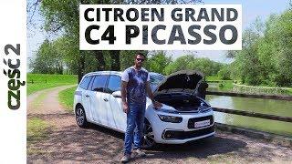 Citroen Grand C4 Picasso 1.6 THP 165 KM, 2017 techniczna cz testu 334