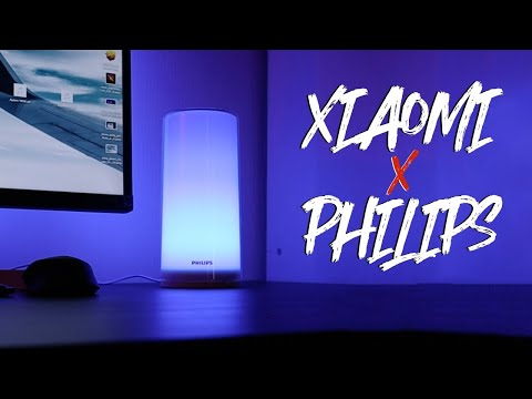 Обзор Лампы ночника - Xiaomi Philips Zhirui Bedside Lamp
