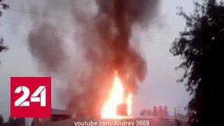 При пожаре в городе Колпино погибли семь рабочих из Узбекистана