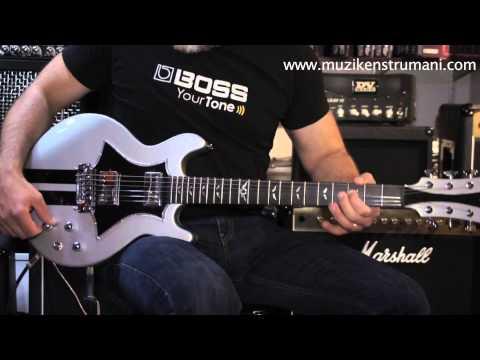 Lag RR-1500 MGR Elektro Gitar (Made in France)