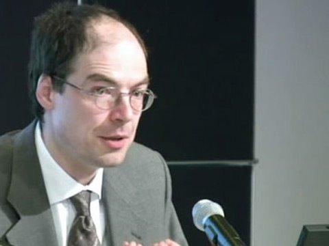 SGI Konferenz - Dr. Leonard Novy, Andrea Kuhn, Daniel Schraad-Tischler und Dr. Martin Brusis