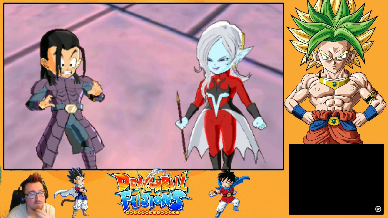 #23 TOWA & MIRA - Dragon Ball Fusions gameplay FR HD