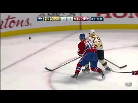 Bruins @ Canadiens Highlights 12/09/15
