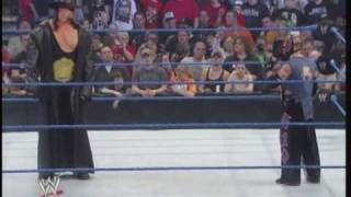 vuclip Rey Mysterio Calls Out Undertaker 1/22/10