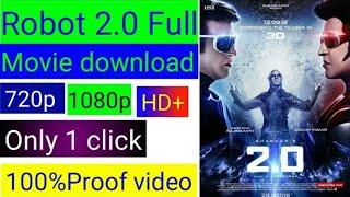 2.0 - Official Full Movie   Rajinikanth   Akshay Kumar   A R Rahman   Shankar   Subaskaran