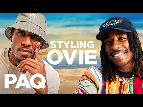 Styling Ovie Soko From Love Island!