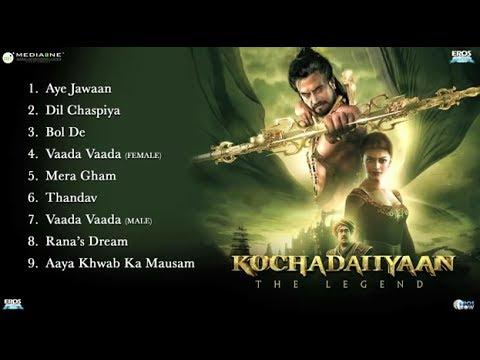 Kochadaiiyaan - The Legend - Jukebox (Full Songs)