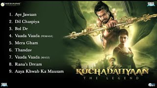 Kochadaiiyaan - The Legend - Jukebox (Full Songs)