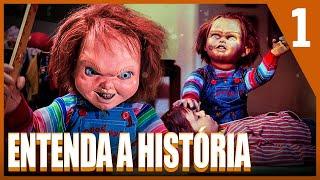 Saga Brinquedo Assassino | A História dos Filmes do Chucky | PT. 1
