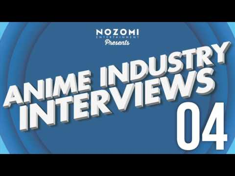 Anime Industry Interviews Episode 4: Writer / Producer Fred Ladd