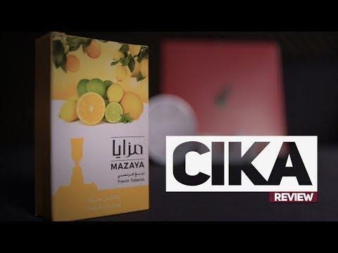 MAZAYA CIKA  Review +18