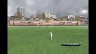 Triki na klawiaturze Fifa11