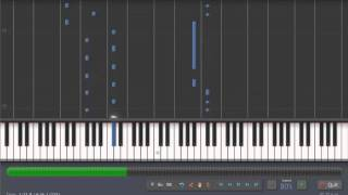 Miss Moving On Fifth Harmony Piano Tutorial Synthesia