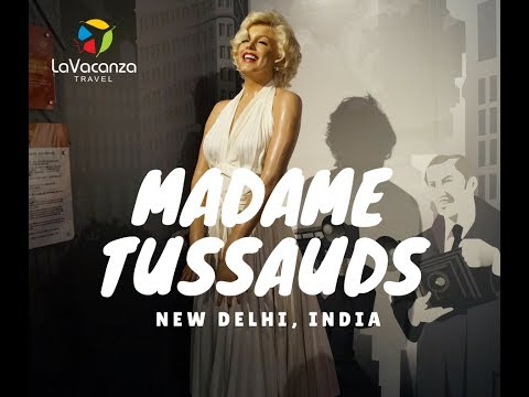 Madame Tussauds, New Delhi, India