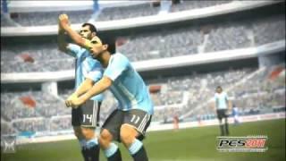 Pro Evolution Soccer 2011 crack