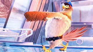 Dance Battle Scene - THE ANGRY BIRDS MOVIE 2 (2019) Movie Clip