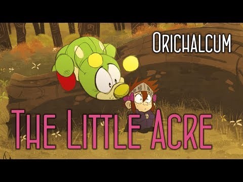Orichalcum: THE LITTLE ACRE (2016, Pewter Games)