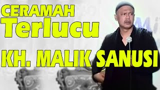 Gambar cover KH  MALIK SANUSI LUCU ABIS