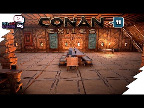 Conan Exiles Mining Iron And Brimstone Tutorial Doovi