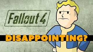 Fallout 4: Why Are People ALREADY Disappointed? - The Know