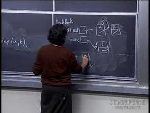 Lecture 13 | Programming Abstractions (Stanford)