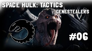 Space Hulk: Tactics - Genestealers Campaign – The Broodlord is Awaken - Part 6