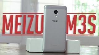 Оригинальный Meizu M3S